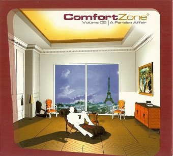 Comfort Zone Volume 05 (CD)