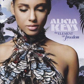 Alicia Keys - The Element Of Freedom (CD)