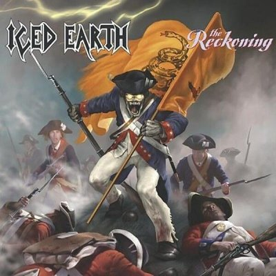 Iced Earth - The Reckoning (Maxi-CD)