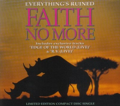 Faith No More - Everything's Ruined (2CD)