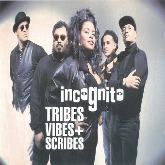 Incognito - Tribes, Vibes + Scribes (CD)
