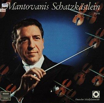 Mantovani Und Sein Orchester - Schatzkästlein (LP)