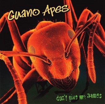 Guano Apes - Don't Give Me Names (CD)