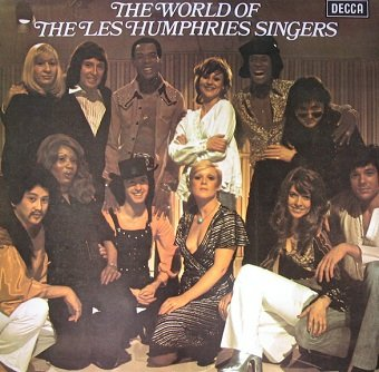 The Les Humphries Singers - The World Of The Les Humphries Singers (LP)