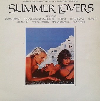 Summer Lovers (Original Sound Track From The Filmways Motion Picture) (LP)