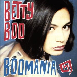 Betty Boo - Boomania (CD)