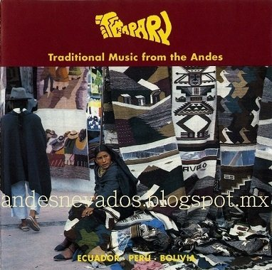 Kapary - Traditional Music From The Andes (CD)