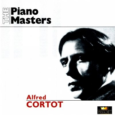 Alfred Cortot - The Piano Masters (2CD)