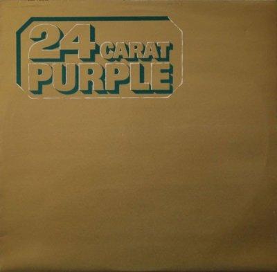 Deep Purple - 24 Carat Purple (LP)