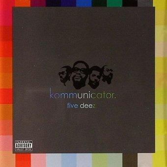 Five Deez - Kommunicator (CD)