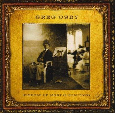 Greg Osby - Symbols Of Light (A Solution) (CD)