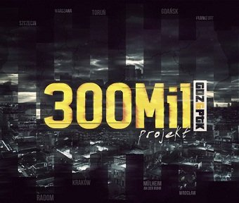 GDZ/PTK - 300 Mil Projekt (CD)