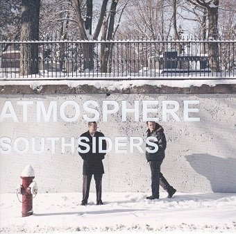 Atmosphere - Southsiders (CD)
