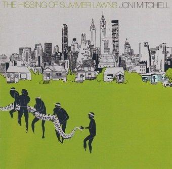 Joni Mitchell - The Hissing Of Summer Lawns (CD)