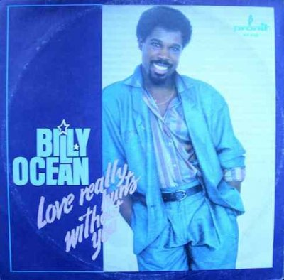 Billy Ocean - Love Really Hurts Without You (LP)