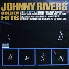 Johnny Rivers - Johnny Rivers' Golden Hits (LP)
