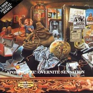 Frank Zappa - Apostrophe' / Overnite Sensation (CD)