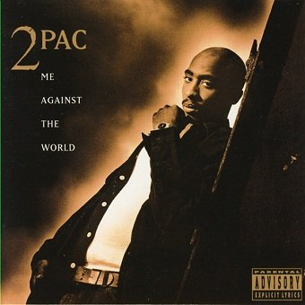 2Pac - Me Against The World (CD)