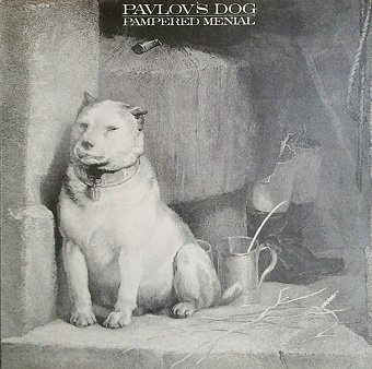 Pavlov's Dog - Pampered Menial (LP)