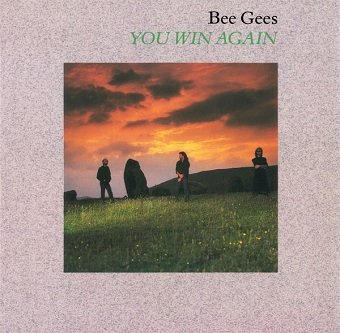 Bee Gees - You Win Again (12'')