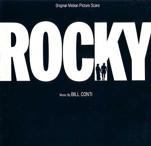 Bill Conti - Rocky (Original Motion Picture Score) (CD)