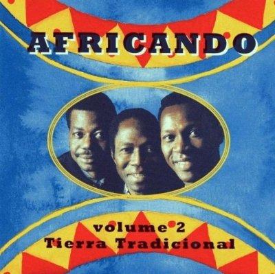 Africando - Vol. 2 - Tierra Tradicional (CD)