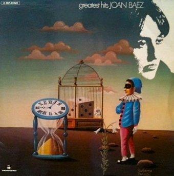 Joan Baez - Greatest Hits (LP)