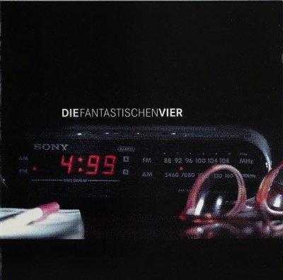 Die Fantastischen Vier - 4:99 (CD)