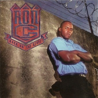 Ron C - Back On The Street (CD)