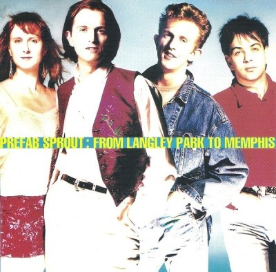 Prefab Sprout - From Langley Park To Memphis (CD)