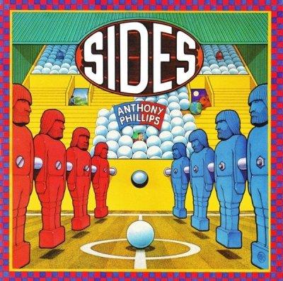 Anthony Phillips - Sides (2CD)