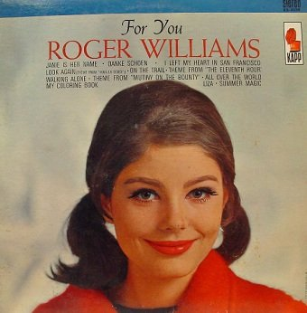 Roger Williams - For You (LP)