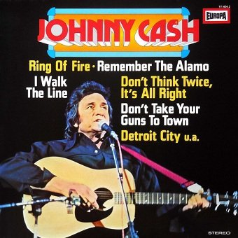 Johnny Cash - Johnny Cash (LP)