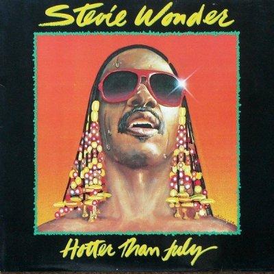 Stevie Wonder - Hotter Than July (LP)