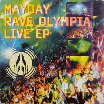 Mayday - Rave Olympia Live EP (CD)