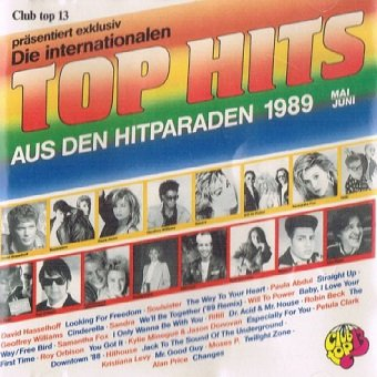 Club Top 13 - Die Internationalen Top Hits - Mai/Juni '89 (CD)