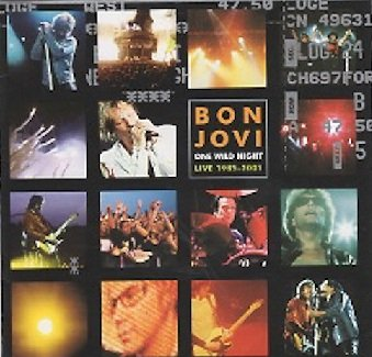 Bon Jovi - One Wild Night: Live 1985-2001 (CD)