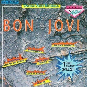 Bon Jovi - Live USA (CD)