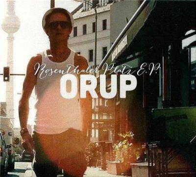 Orup - Rosenthaler Platz E.P. (CD)