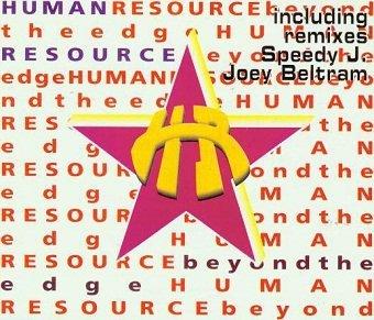 Human Resource - Beyond The Edge (Maxi-CD)