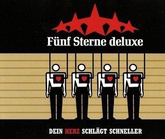 Fünf Sterne Deluxe - Dein Herz Schlägt Schneller (Maxi-CD)