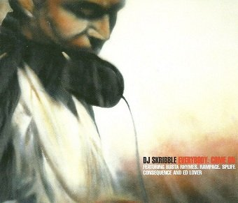 DJ Skribble - Everybody Come On (Maxi-CD)