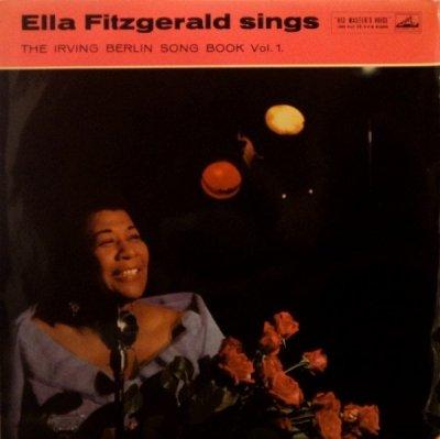 Ella Fitzgerald - Ella Fitzgerald Sings The Irving Berlin Song Book Vol. 1. (LP)