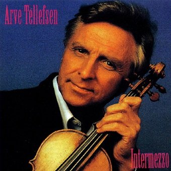 Arve Tellefsen - Intermezzo (CD)
