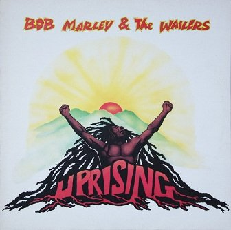 Bob Marley & The Wailers - Uprising (LP)