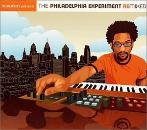 Philadelphia Experiment - Remixed King Britt (CD)