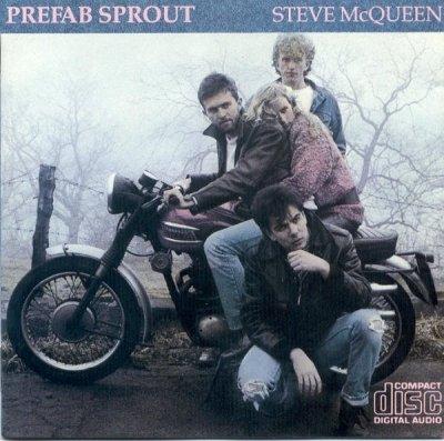 Prefab Sprout - Steve McQueen (CD)