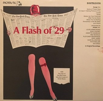 A Flash Of '29 (LP)