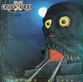 Crossfire - Second Attack (LP)