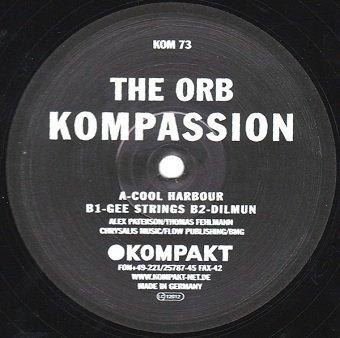 The Orb - Kompassion (12'')